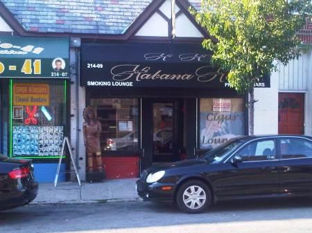 Habana Hut Cigar Lounge Bayside NY