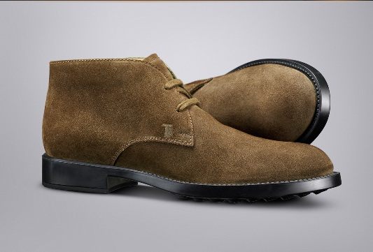 Tod's Suede Polacco Boot