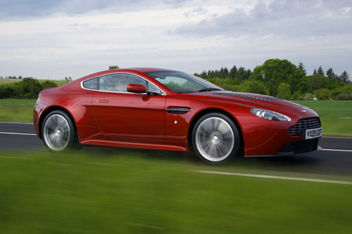2011 Limited Edition Aston Martin V12 Vantage Car