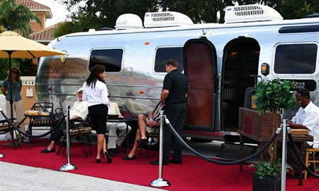 Mobile Cigar Lounge