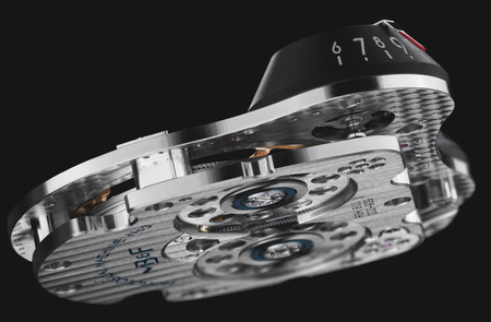 MB&F HM3 Watch