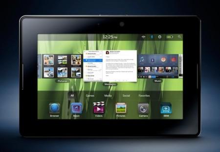 Blackberry RIM Playblook Tablet