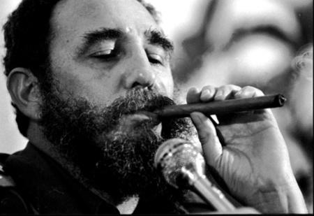 Expanden nueva variedad de tabaco cubano Fidel-castro-cigar